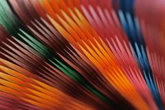 Blurred colourful Paper on background royalty free stock photos