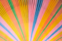Blurred colourful Paper on background royalty free stock photo