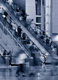 Blurred crowd Royalty Free Stock Photos