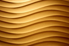 Blurred curve line cement wall, abstract background Stock Photos