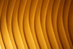 Blurred curve line wall, abstract background.  royalty free stock image