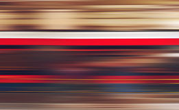 Blurred defocused subway train in motion as abstract urban backg royalty free stock photography