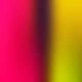 Blurred färbte Lizenzfreie Stockbilder