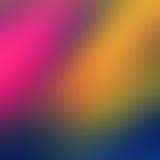 Blurred färbte Lizenzfreies Stockfoto