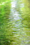 Blurred flowing water Stock Photo