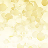 Blurred glitter bokeh pattern Royalty Free Stock Images
