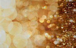 Blurred glitter lights background royalty free stock photos