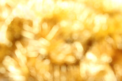 Blurred golden background royalty free stock images