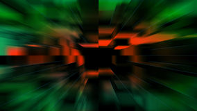 Blurred green red background Royalty Free Stock Photo
