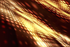 Blurred light Royalty Free Stock Photo