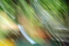 Blurred light forest - background beauty Royalty Free Stock Photography