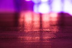 Pink blurred background. royalty free stock photos