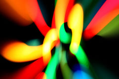 Blurred lights background Stock Photos