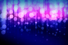 Blurred lights background Royalty Free Stock Photography