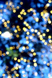 Blurred lights background Royalty Free Stock Photos