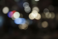 Blurred lights background Stock Image
