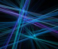 Blurred lines royalty free stock images