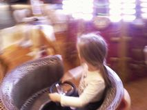 Blurred motion Royalty Free Stock Photography