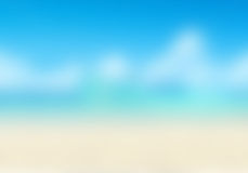 Blurred nature background Royalty Free Stock Photo