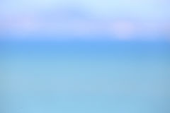 Blurred nature sea and sky and cloud at Pattaya Thailand. Blurred nature sea and sky and cloud at Pattaya Thailand, as abstract background Royalty Free Stock Images