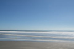 Blurred nature sky clean defocus backdrop scene concept Stock Images