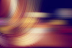 Blurred orange gradient. With lines in motion Stock Photos