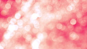 Blurred Pink Yellow Sparkles stock video footage