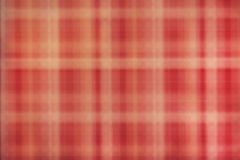 Blurred Plaid Background Royalty Free Stock Image