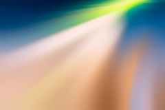 Blurred rays Royalty Free Stock Photography