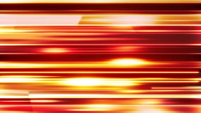 Blurred red data stream. Abstract techno background Stock Photography
