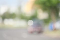 blurred road Royalty Free Stock Photos