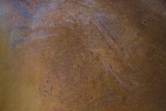 Blurred rustic metal texture background. stock photos