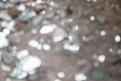 Blurred Shards Of Glass For Backgrounds Royalty Free Stock Photography