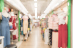 Blurred shopping mall Royalty Free Stock Images