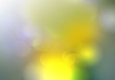 Blurred spring background Royalty Free Stock Images
