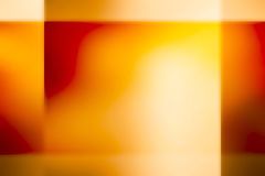 Blurred square background. Red and yellow blurred square background vector illustration
