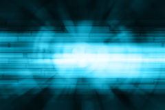 Blurred Squares background Stock Photography