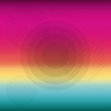 Blurred striped background. Wallpaper design. Vector graphic Royalty Free Stock Photos