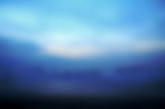 Blurred Sunrise Background,Early Morning Light, The Natural Lighting Phenomena. Stock Image