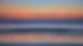 Blurred Sunrise Background,Early Morning Light, The Natural Lighting Phenomena. Royalty Free Stock Image