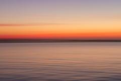 Blurred sunset Royalty Free Stock Photo