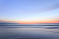 Blurred sunset Royalty Free Stock Images