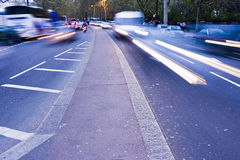 Blurred Traffic Stock Images