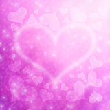 Blurred Valentine's Day Hearts Background 4. A series of Blurred Valentine's Day Hearts Backgrounds royalty free stock photography