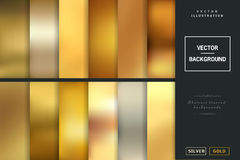 Blurred vector backgrounds. Royalty Free Stock Photo