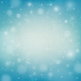 Blurred vector christmas background Royalty Free Stock Image