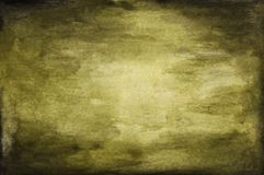 Blurred vintage green background, Dark green abstract watercolor texture background royalty free illustration