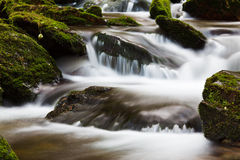 Blurred water Royalty Free Stock Photos
