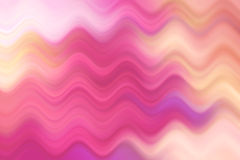 Blurred wave line, colorful abstract background Royalty Free Stock Photos
