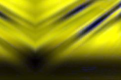 Abstract background. Textured surface. Yellow, black image. Dark bottom. Stock Photo